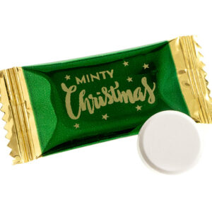 Minty Christmas Flat Mint Imperials