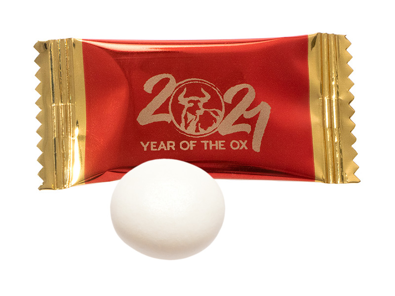 Chinese New Year Chewy Mints