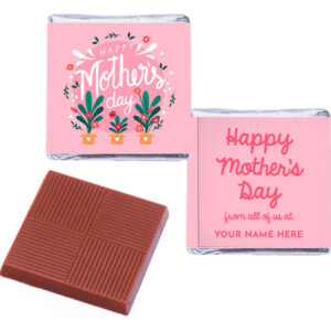 Personalised Mother's Day Neapolitan