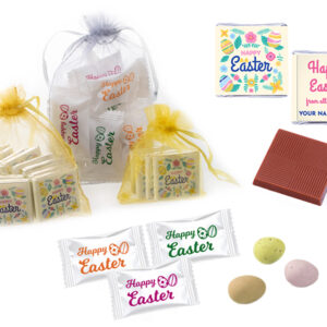 Easter Organza Bags