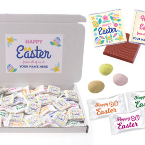Personalised Easter Gift Letterbox