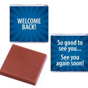 Welcome Back Blue