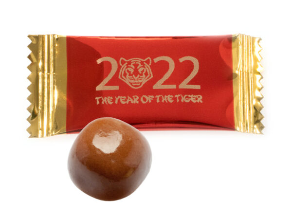 Delvaux Seasonal Products 2022 Chinese New Year CNY Salted Caramel Fudge Sweets 800x600