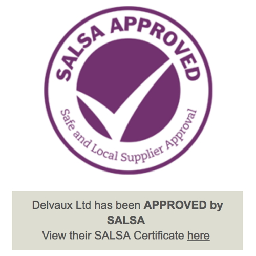 Delvaux wins SALSA Certification